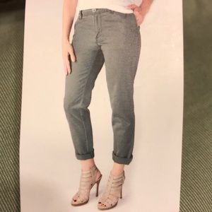 NWT Woolrich Sunday Chino Pant Sage Green Womens 6